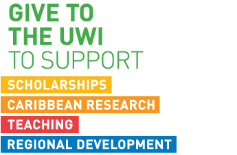 Give to the UWI